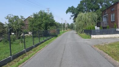 Photo of Wyremontowano kolejne odcinki dróg w Gminie Grabica