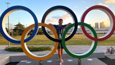 Photo of Kamil Majchrzak już w Tokio. Ślubowanie złożył w wiosce olimpijskiej