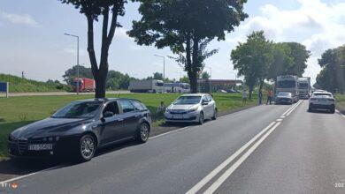 Photo of Kolejny wypadek na DK12. Jeden z kierowców na podwójnym gazie