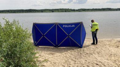 Photo of Mężczyzna utonął w zbiorniku Cieszanowickim