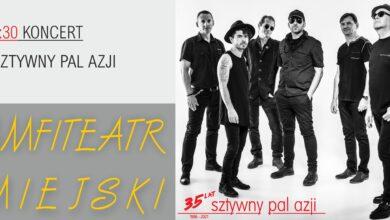 """Photo of Prezentacja szczypiorniaka i koncert zespołu """"Sztywny Pal Azji"""" już w ten weekend!"""