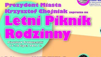 Photo of Letni piknik rodzinny w Piotrkowie – program