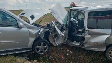 Photo of Czołowe zderzenie pod Gajkowicami i wypadek motocyklisty w gminie Ręczno – AKTUALIZACJA
