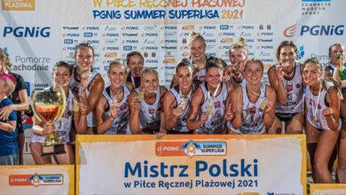 Photo of Mistrzynie z Piotrkowa i mistrzowie z Płocka!