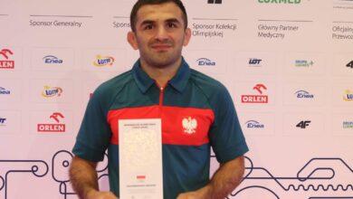 Photo of Czas na olimpijski występ Gadżijewa. Zawodnika piotrkowskiego AKS, na macie zobaczymy w piątek
