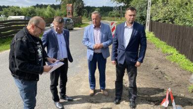 Photo of Będzie chodnik w Swolszewicach Dużych