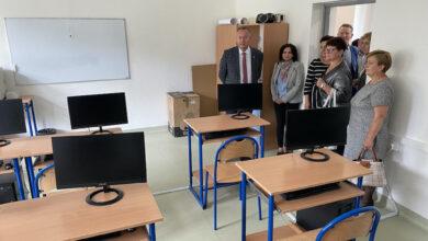 Photo of Wolborscy radni obejrzeli gminne szkoły