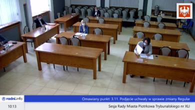 Photo of Radni PiS kolejny raz apelują do władz miasta w sprawie powrotu do sesji w trybie stacjonarnym
