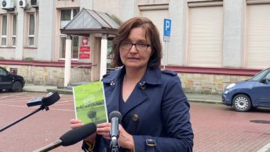 """Photo of Posłanka przestrzega przed """"betonozą""""."""