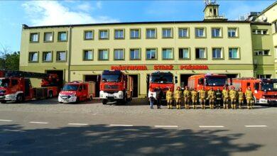 Photo of Piotrkowscy strażacy uczcili pamięć poległych powstańców – FILM