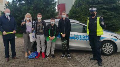Photo of Bezpieczna droga do szkoły – profilaktyczne działania policjantów ruchu drogowego