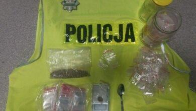 Photo of 16-latek odpowie za posiadanie i sprzedaż narkotyków. Miał 120 gramów metamfetaminy