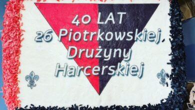 """Photo of 40 lat Piotrkowskiej Drużyny Harcerskiej im. gen. Stefana """"Grota"""" Roweckiego"""