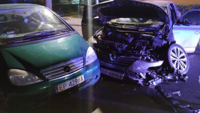 Photo of Nocny wypadek na Wysokiej