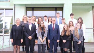 Photo of Gorzkowice: Obradowali młodzi radni