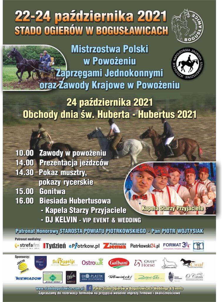 W Bogusławicach trwają Mistrzostwa Polski w Powożeniu Zaprzęgami Jednokonnymi